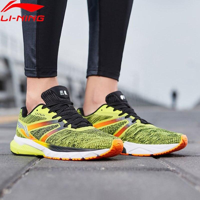 Li-Ning Men FURIOUS RIDER Running Shoes Breathable Cushion Mono Yarn LiNing Li Ning Stable Sport Shoes Sneakers ARZN003 XYP774