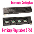 High Quality USB 4 Quad 40mm Game Gaming Cooler Fan Black Cooling Fans For Sony Playstation 3 for PS3