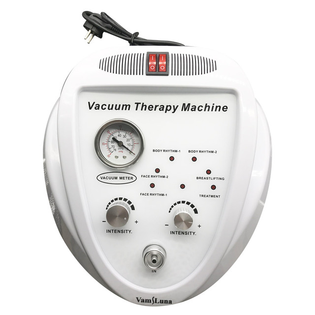 VamsLuna Vacuum Massage Therapy Machine Enlargement Pump Lifting Breast Enhancer Massager Cup And Body Shaping Beauty Device 2