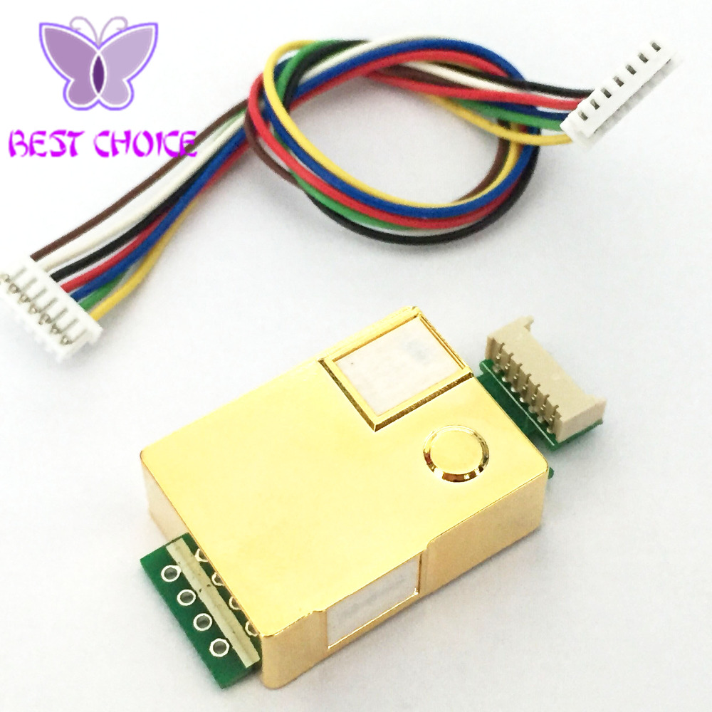 mh z19b infrared co2 sensor for co2 monitor mh z19b 5000ppm mh z19b ndir gas sensor co2 gas sensor in sensors from electronic components supplies on  [ 1000 x 1000 Pixel ]
