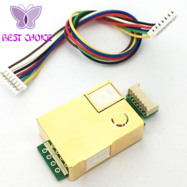 MH Z19B Infrarood CO2 Sensor voor CO2 Monitor MH-Z19B 5000PPM MH-Z19B NDIR Gas Sensor CO2 gas sensor