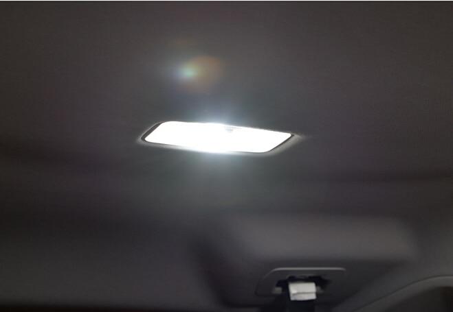 Toyota RAV4 2014 2015 Car Stying 6PCS- ի համար - Ավտոմեքենայի լույսեր - Լուսանկար 4