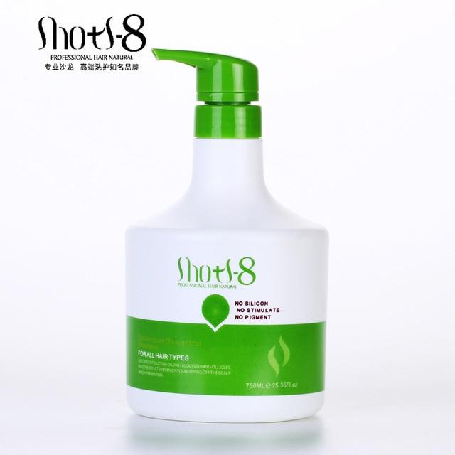 No Silicone Oil Anti Dandruff Oil Control Shampoo Professional Dandruff Intensive Anti-hair Loss Hair Growth Shampoo Solution
