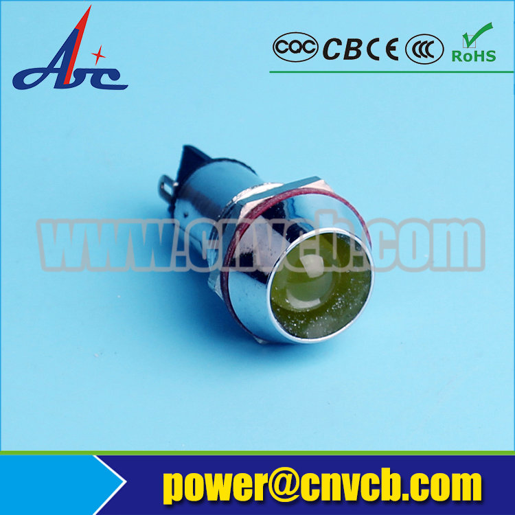 ZS06 16mm top selling 6V-220V dc ac 24V panel 22mm indicator light pilot lamp