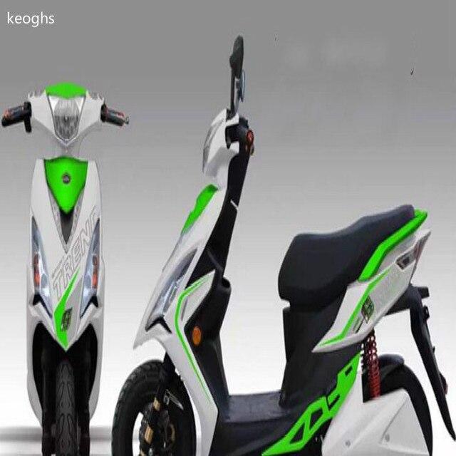 Us 190 Trend Worte Muster Pvc Wasserdicht Aufkleber Moto Motorrad Aufkleber Roller Aufkleber Ganzen Körper Kühlen Dekoration Mit Kleber In Trend