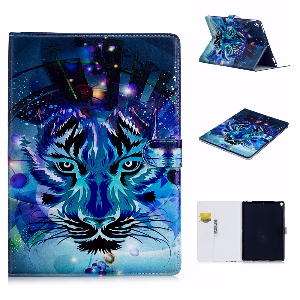 For Apple Ipad Pro 10.5 Case Luxury PU Leather Flip Cover Tablet Cases For Ipad Pro 10.5 inch case cover for goclever quantum 1010 lite 10 1 inch universal pu leather for new ipad 9 7 2017 cases center film pen kf492a
