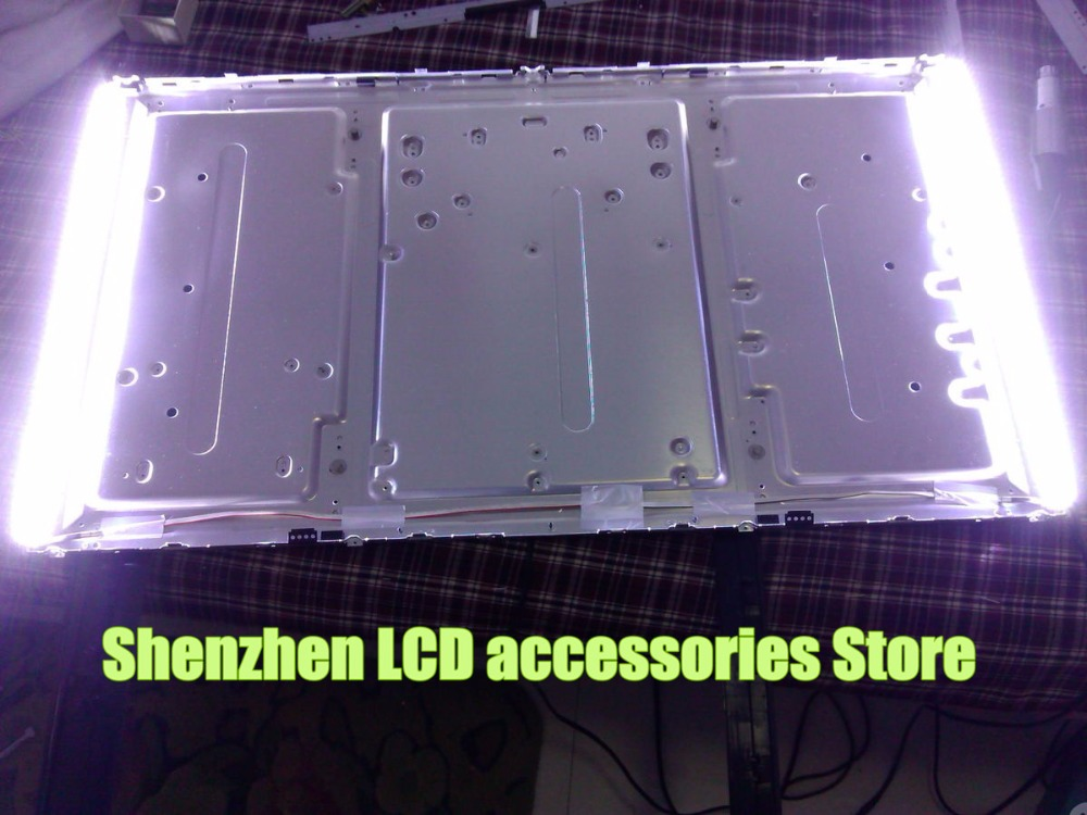 2piece/lotand FOR LG 42LW4500-CA 42LV4500-CA  Lamp Bar 3660L-0374A  401/402  1PCS=55LED  Left And Right    1piece=540MM