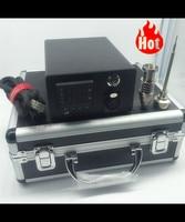 جديد المحمولة e-مسمار الكهربائية مسمار الداب مربع التحكم pid مع domeless التيتانيوم مسمار d-الأظافر لفائف سخان تعيين أفضل الأسعار