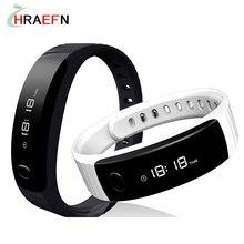 Hraefn bluetooth умный браслет H8 Фитнес-трекер smartband браслет спорта вызова sms remineder Шагомер часы для Android IOS