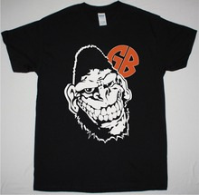Free Shipping MenS Short Sleeve Gorilla Biscuits Huge Hardcore Punk Judge Cro-Mags Crew Neck T Shirts