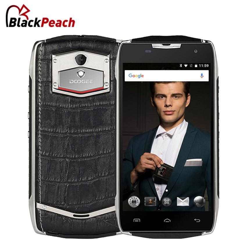 Цена за Doogee T5 Businessport 4 Г Смартфон 5 Дюймов MTK6753 Octa Ядро Android 6.0 3 ГБ RAM 32 ГБ ROM 13MP Cam Водонепроницаемый 4500 мАч батареи
