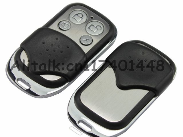 face to face copy  garage door remote control duplicator ,self-learning in seconds