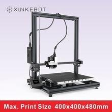 Xinkebot профессиональное изготовление impressora 3D двойной комплект экструдер Максимальная построить размеры из металла 3D принтера