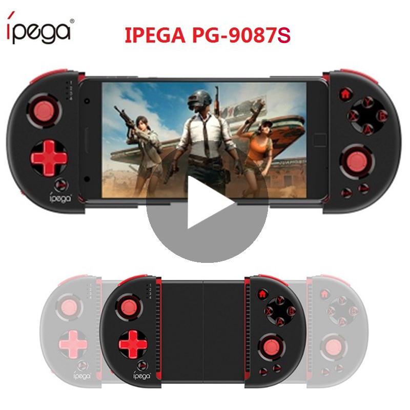 Gamepad Game Pad Mobile <font><b>Joystick</b></font> For iPhone Android PC Cellular Cell Phone Trigger Controller Smartphone <font><b>Pubg</b></font> Joypad PABG Pugb image