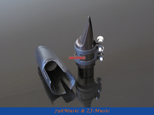 Bouche de Saxophone Eb Alto synthèse de bois-titane