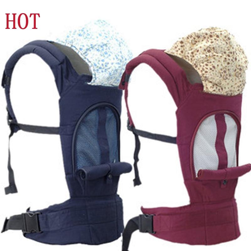 Gratis frakt Ny Multifunktionell ryggbälte 0-36 månader Breathable - Barns aktivitet och utrustning