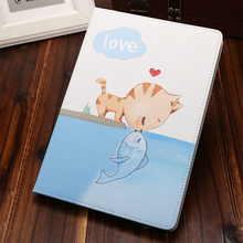 tablet Case For iPad MiNi 1 2 3 4 Cute Cartoon Folio Stand Smart Cover Auto Wake Up/Sleep For iPad MiNi 4 Flip Smart Case Cover for ipad mini 1 2 3 case 360° rotating flip pu leather case cover for ipad mini 3 2 1 stand cases smart tablet cover sleep wake