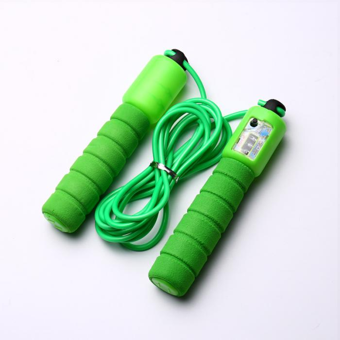 Jump Ropes with Counter, Adjustable,  Counting Jump Skip Rope Skipping Wire 14