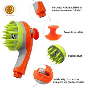 Dog Shower Massage Sprayers  3