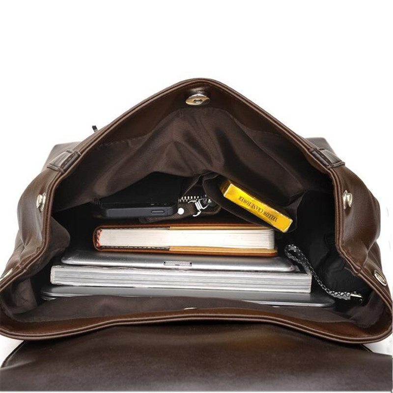 Gepäck & Taschen Hohe Qualität Leder-aktentaschen Männer Maletin Hombre Handtasche Mode Serviette Affaire Neue Tasche Männer Geschäfts Herren Leder Tasche