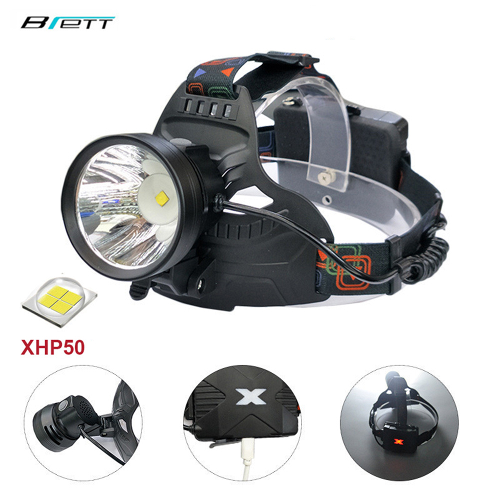 led head lamp Cree xhp50 or T20 light Use 18650 battery USB charging Outdoor Hunting Cave work waterproof Bicycle led headlightled head lamp Cree xhp50 or T20 light Use 18650 battery USB charging Outdoor Hunting Cave work waterproof Bicycle led headlight