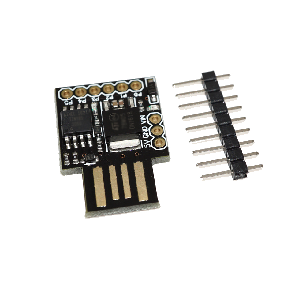 Other Electronic Components Kickstarter Attiny85 Microcontroller For Arduino