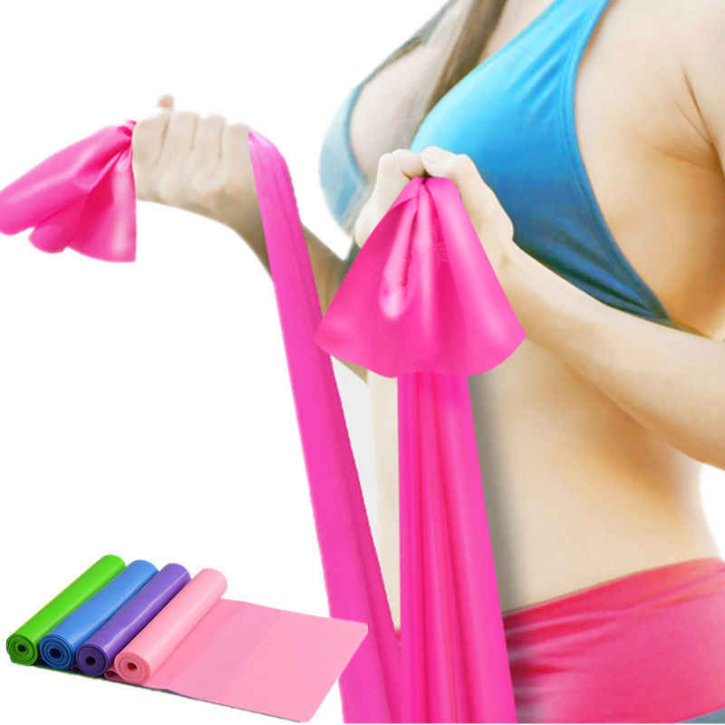 Odporność na Pętla elastyczna zespoły sport ćwiczenia joga zespoły trening Fitness siłownia szkolenia