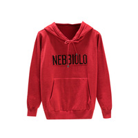 Chic Hooded Sweater Winter Knitted Female Long Sleeve Pullovers Loose Letter Jumper 2018 Casual Autumn Sweater Women