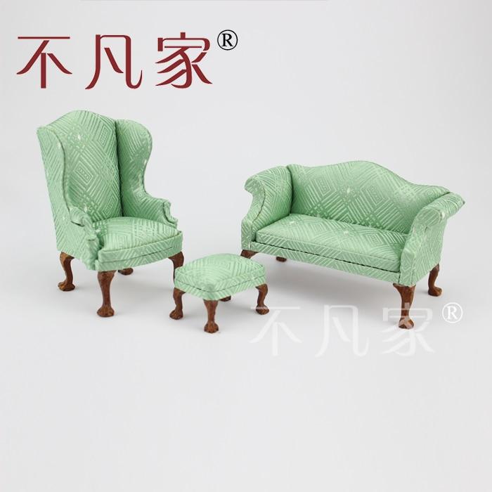 dollhouse miniature sectional sofa atlanta vs bologna sofascore carved set reviews - online shopping ...