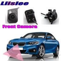 LiisLee Auto Front Camera CAM Kap Mesh Voor BMW 2 Serie F22 2014 2018 15 16 Grille CAM DIY Handmatig Controle Front Camera-in Camera voor een voertuig van Auto´s & Motoren op