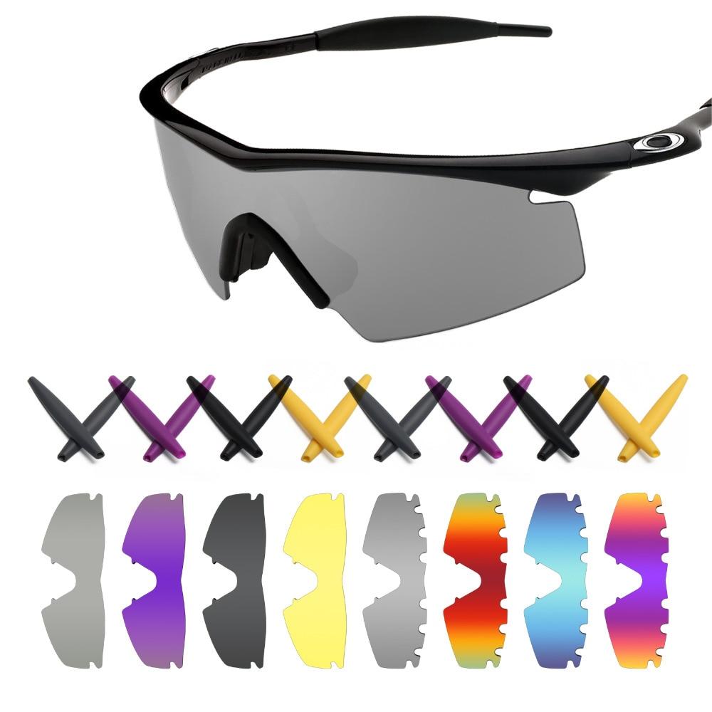 HKUCO Für M Rahmen Sweep/Heizung/Hybird Sonnenbrille Ersatz Earsocks ...