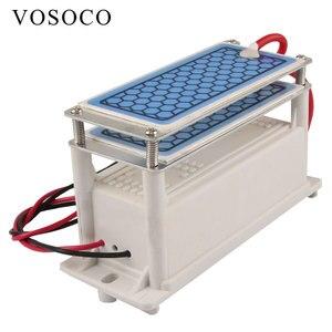 Image 2 - Generator โอโซน 220V 10G แบบบูรณาการยาวเซรามิคแผ่น Ozonizer สำหรับ Water Air ฆ่าเชื้อเครื่องฟอกอากาศ Treatment Ozone Machine