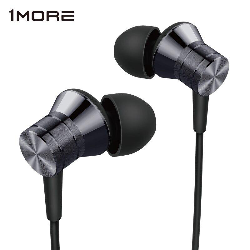 1MORE E1009 Piston Metal Stereo Earphone In Ear Wired Headse