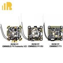 New FrSky Flight controller RXSR-FC OMNIBUS F4 V6 Omnibus Fi