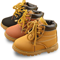 Martin Botas Niños Botas de Nieve Niñas Niños Botas Niños Moda Niños de Los Niños Zapatos Casuales Zapatillas de Deporte Para Niños Niñas Otoño Invierno