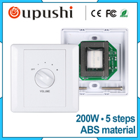 Ceiling Speaker 200watt Volume Switch Controller Amplifier Peripheral Products