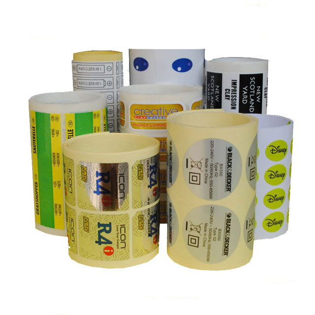 Prix concurrentiel adapté aux besoins du client étiquette privée cosmétique naturelle auto-adhésive adaptée aux besoins du client