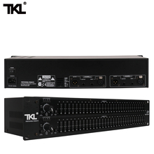 TKL 231 sound system audio equipment DJ stage best quality Dual Channel 31 Band Graphic Audio Equalizer Sound System system audio sa saxo 50 high hloss white