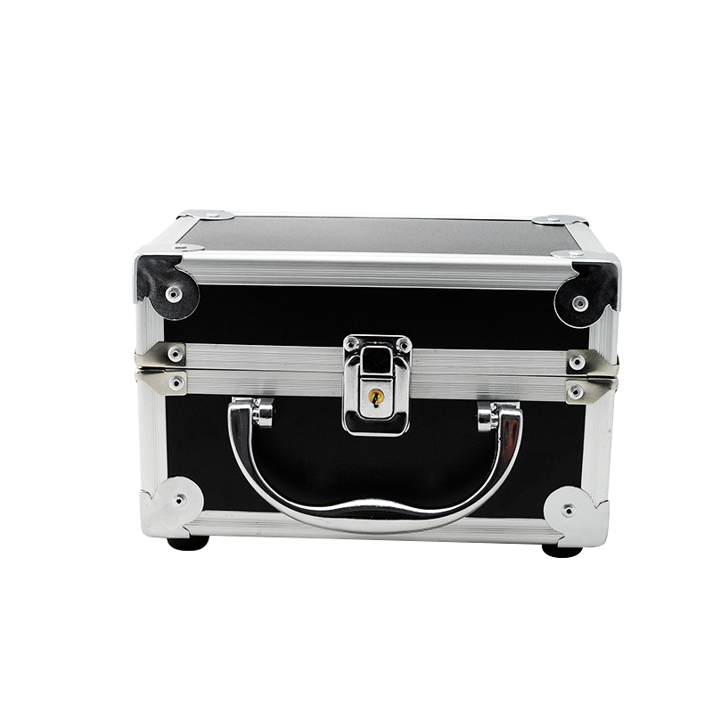 Dentist Dental Surgical Medical Binocular Loupes Optical Glass Loupe Led Head Light Lamp Aluminum Tool Box Case Container  цены