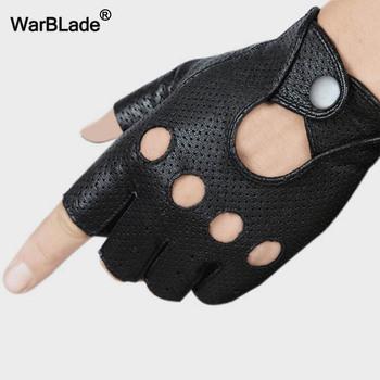 WBL podnoszenie ciężarów rękawice gimnastyczne rękawice treningowe do ćwiczeń męskie do ćwiczeń sportowych antypoślizgowe oddychające damskie pół mitenki tanie i dobre opinie WarBLade Skóra syntetyczna Mikrofibra Dla dorosłych Unisex Moda Nadgarstek Stałe C-RH222 Rękawiczki Chiny (kontynentalne)