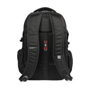 Image 4 - Sırt çantası askeri erkek çok fonksiyonlu büyük seyahat not defteri sırt çantası erkekler su geçirmez Laptop çantası sırt çantası Mochila Masculina SW9275I
