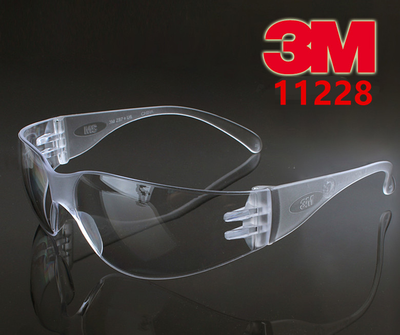 Business & Industrial 3m 10196 Protective Eyewear Clear Anti-fog Lens Windproof Sand Laboratory Safety Matching In Colour