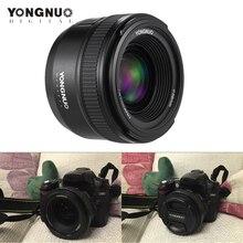 YONGNUO YN35mm F2.0 F2N объектив YN35mm AF/MF Фокус объектив для Nikon F крепление D7100 D3200 D3300 D3100 D5100 D90 DSLR камера YN35mm объектив
