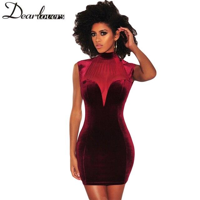 bc1fc4a263 Dear Lover Elegant Black Bodycon Dress 2018 Sexy Backless Dress Vintage  Summer Mini Hollow Out Club Party Dress Vestidos 220302