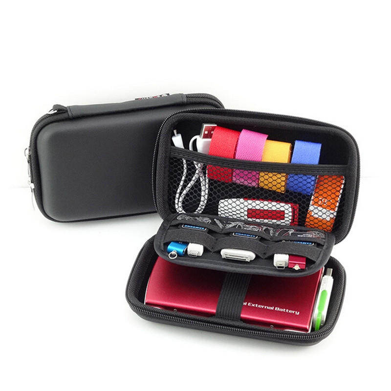 Storage Bag Travel Set Gadget Mobile Kit Case Digital Devices Usb Cable Data Line Insert Ic872194 In Bags From Home Garden