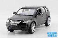 1 PC 12 5cm Kinsmart 1 38 Alloy Car Models Volkswagen Touareg Children S Toy Car