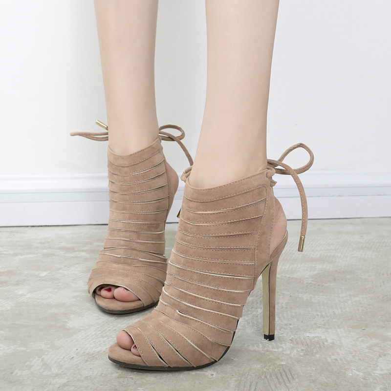 Popular Womens Strappy Sandals Heels-Buy Cheap Womens Strappy