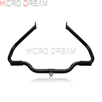 Motorcycle Mustache Engine Guards Crash Bar for Harley Touring Road King FLHR FLHRC Street Glide FLHX FLHXS FLHXSE 2009 2017