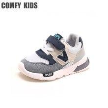 Zapatillas deportivas cómodas para niños recién llegadas zapatillas deportivas de fondo suave de moda para bebés y niños