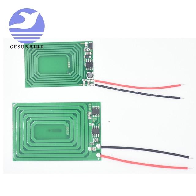 Модуль беспроводной зарядки печатной платы, модуль беспроводного питания для самостоятельного изготовления зарядных устройств в стиле «сделай сам», с функцией «сделай сам»